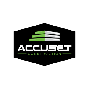 Accuset Construction Logo
